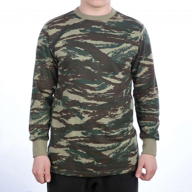 Μπλούζα φούτερ παραλλαγής